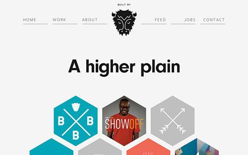 Buffalo 优秀网页设计欣赏