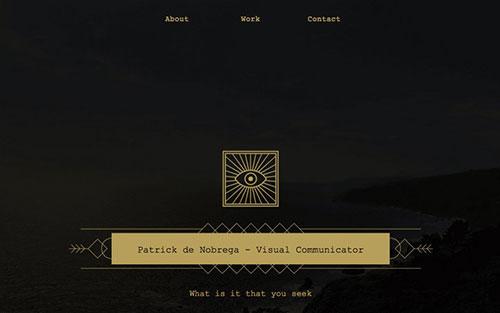 优秀网页设计欣赏