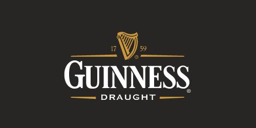 Guinness 健力士啤酒 标志 大