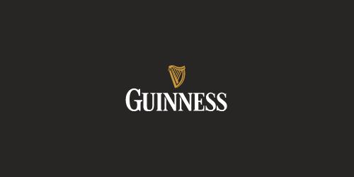 Guinness 健力士啤酒 标志 小