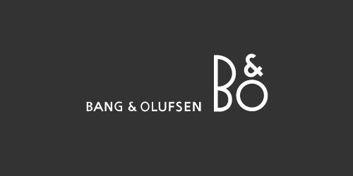 BANG & OLUFSEN LOGO 大