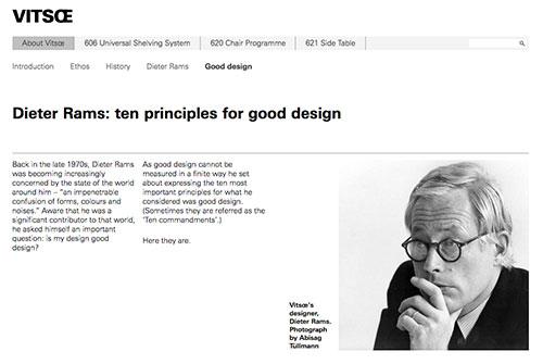 好的设计应具备的十项原则