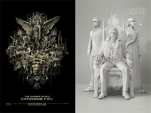 2014最佳电影海报设计作品欣赏
