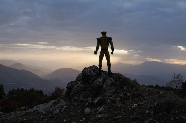 《超级英雄自然摄影作品》