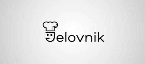 jelovnik 餐饮标志设计