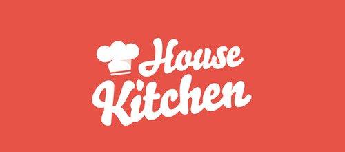 kitchen chef hat logo