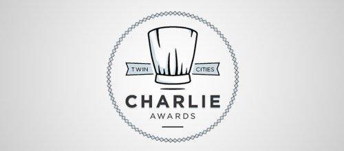 Charlie 烹饪标志设计