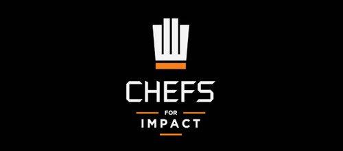 impact chefs hat logo