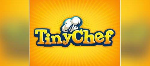 cool chef hat logo