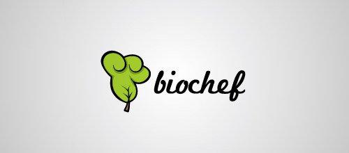 bio 食品标志设计