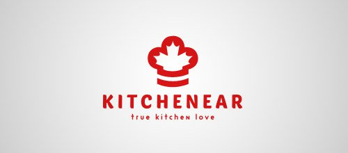 kitchenear 厨师logo