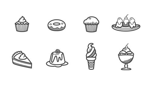 食品图标2