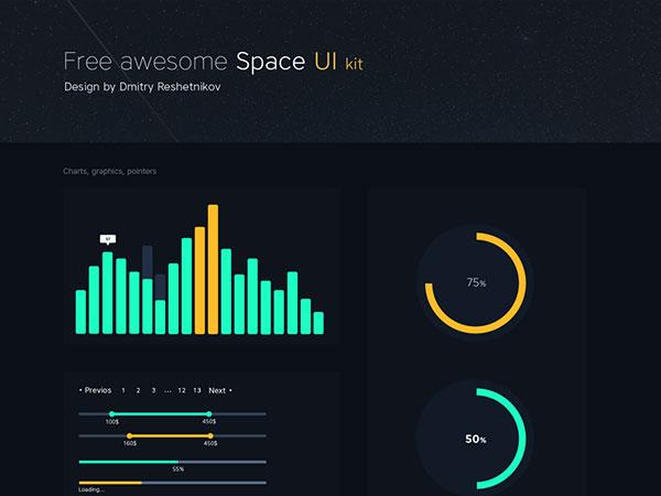 Free Space Ui kit