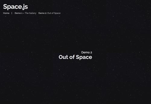 space.js demo