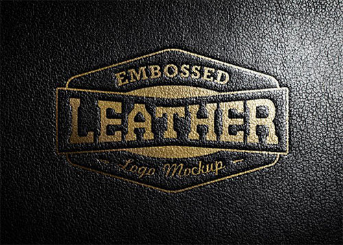 Leather Stamping 标示展示模型