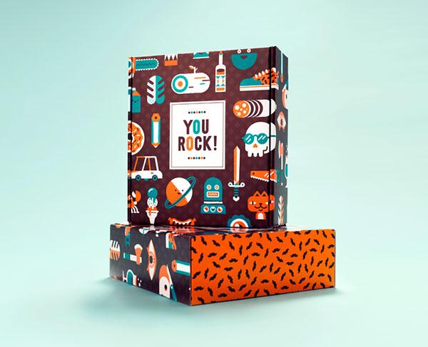 25个奇异特别的包装设计作品