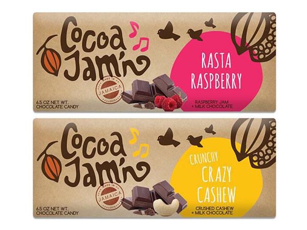 Cocoa Jamn'n by Sonia Yang