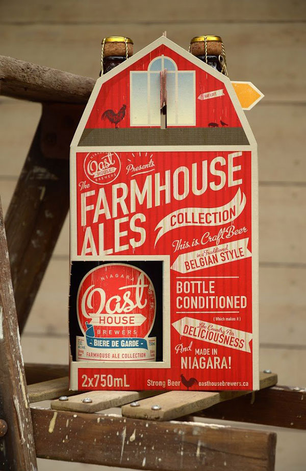 Niagra Oast House Brewers by Insite Design