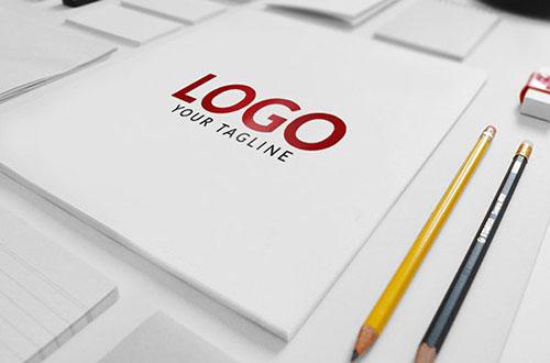 Branding / Logo PSD Mockup