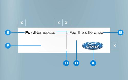 FORD 视觉设计规范