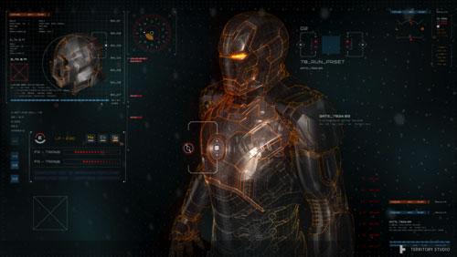 未来UI设计