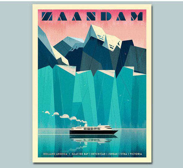 40张创意,独特的国外海报设计作品欣赏