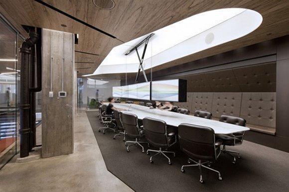 30个创意木质结构室内设计