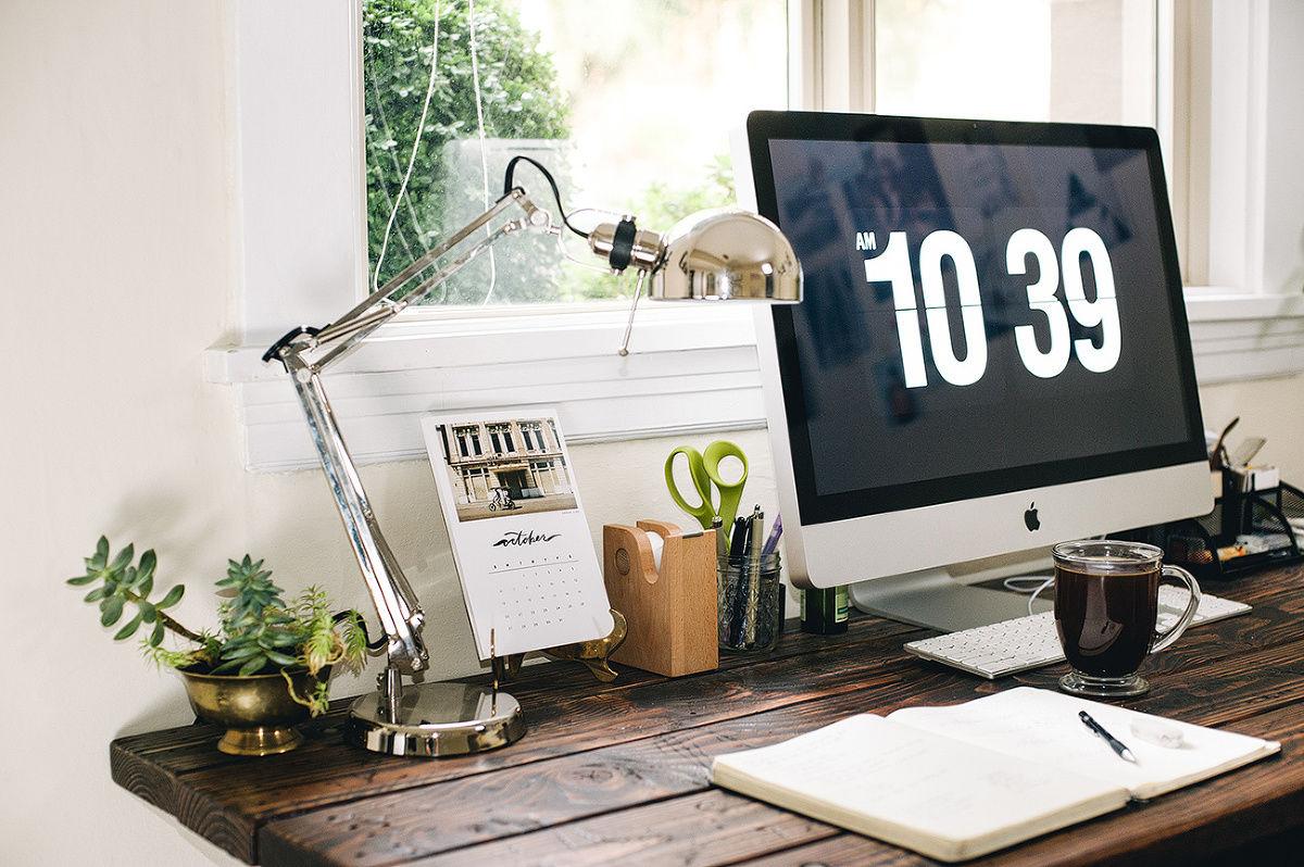 设计师的办公空间应该这样子 50个极简化办公环境欣赏