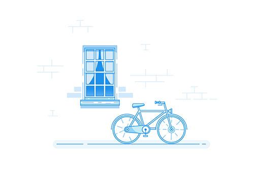 插画:其它街景 2