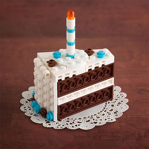 LEGO生日蛋糕