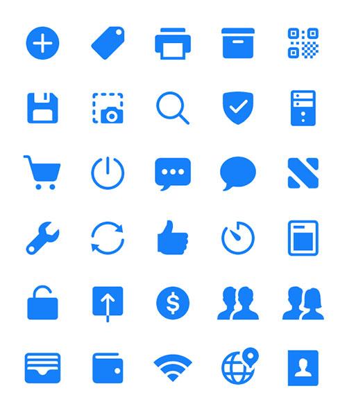 200个 iOS11 图标 附网盘下载图片