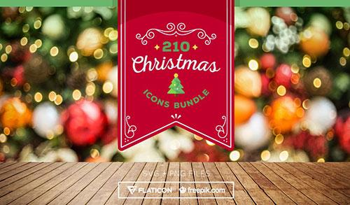圣诞节图标素材