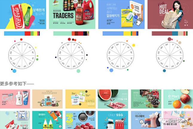 配色技巧:快速从商品图选择背景色调