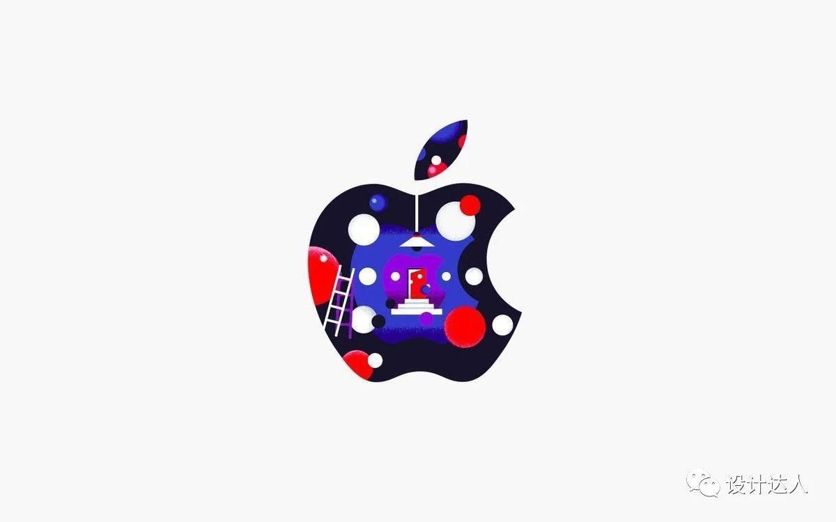 371个苹果 LOGO