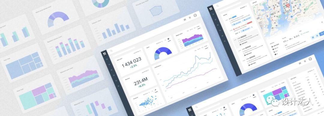 10条关于后台管理界面的数据可视化设计建议