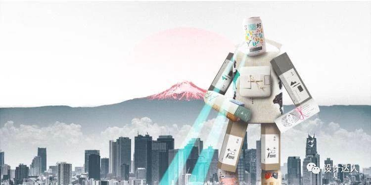 日本包装设计:传统与极端