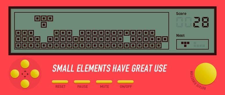 """界面设计中有那些重要的设计""""小元素""""呢"""