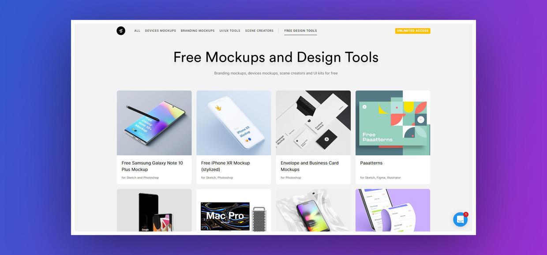 Free Design Tools