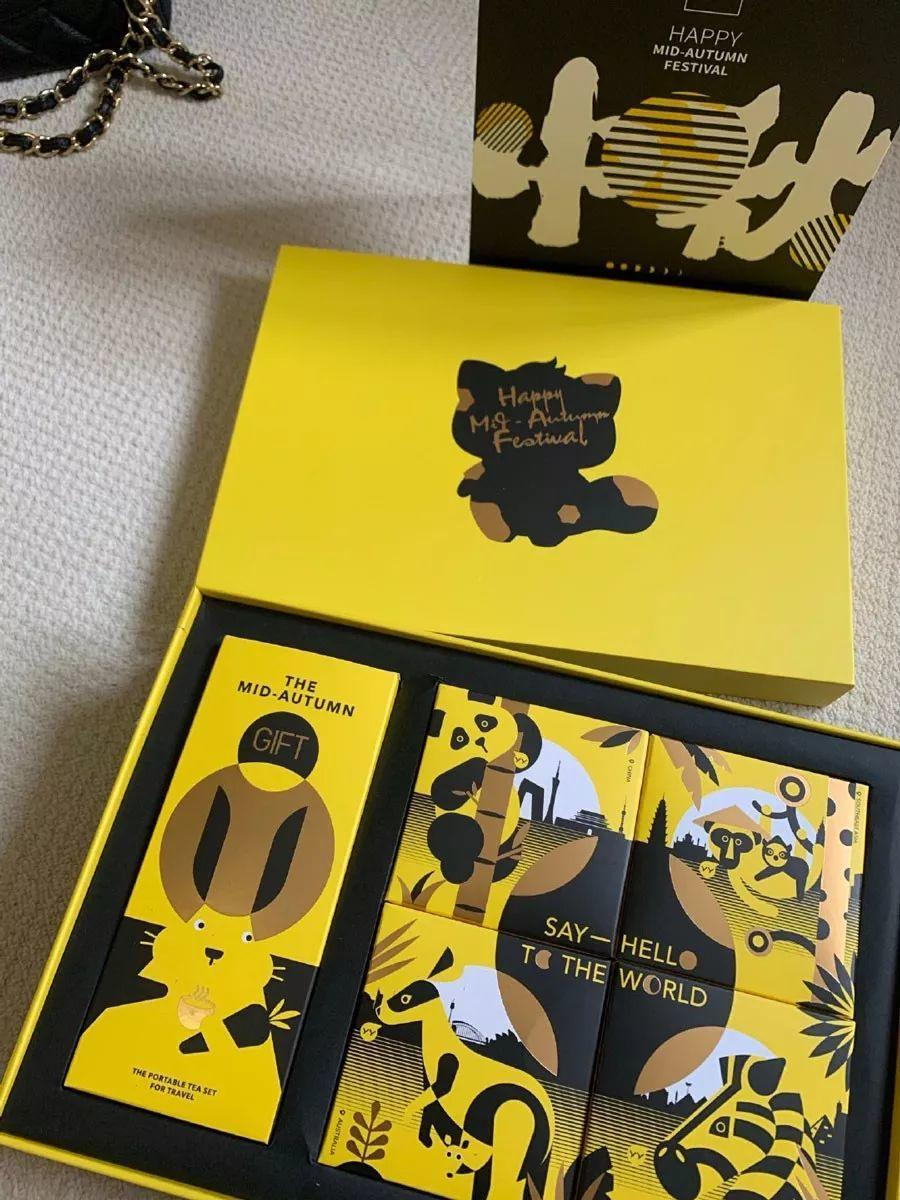 YY直播月饼盒设计
