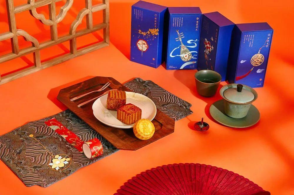 VIVO月饼盒设计
