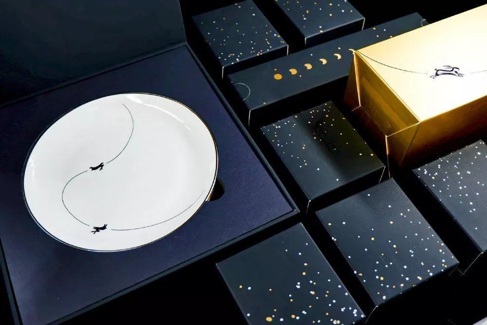 OPPO月饼盒设计