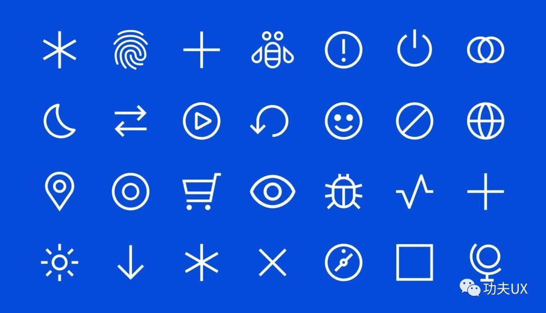 5大图标设计风格,也是未来的趋势走向