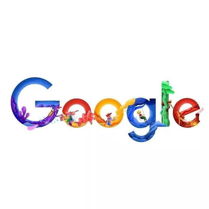 谷歌 LOGO