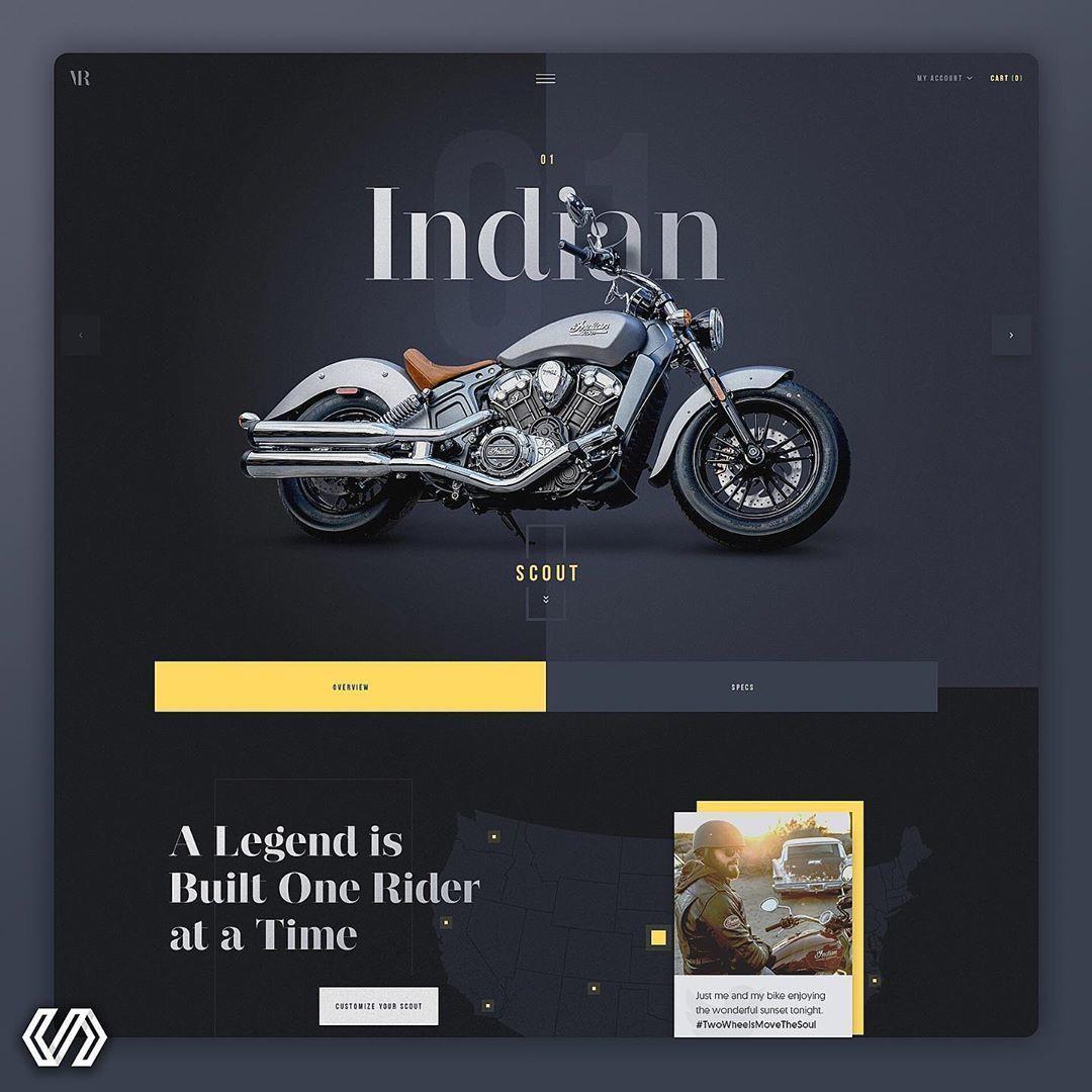 66個優質網頁界面設計作品