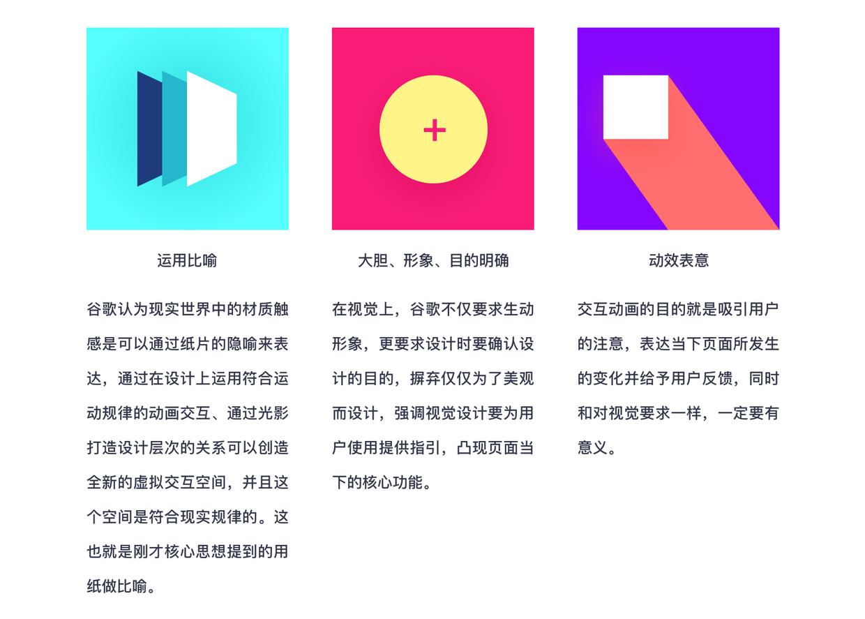 初识Material Design设计规范
