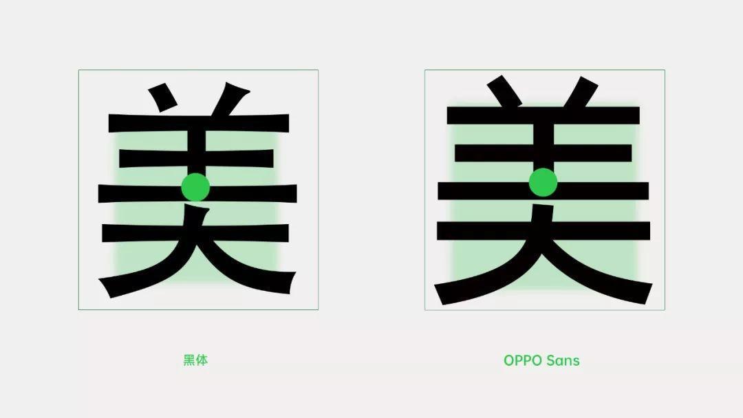 又一款免费商用中西文字体:OPPO Sans(附下载)