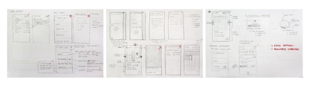 日历APP设计全过程,简约的界面实现过程却不简单