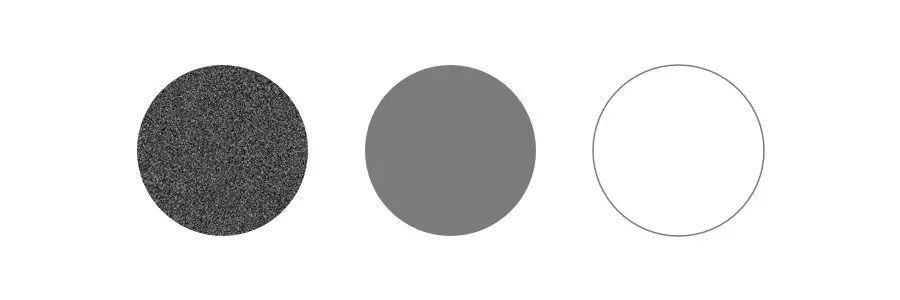 实心图标与空心图标的区别?