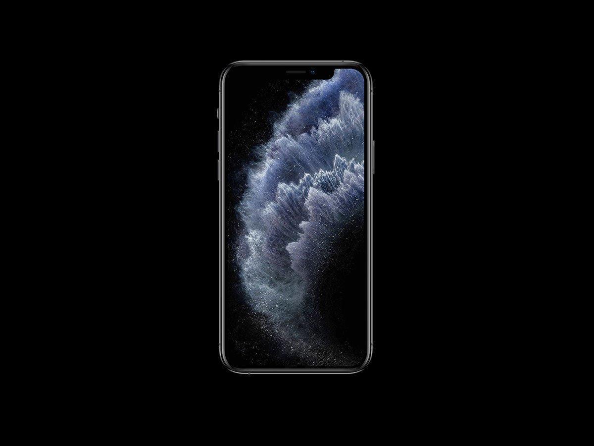多视角精细 iPhone 11 Pro 设计样机包
