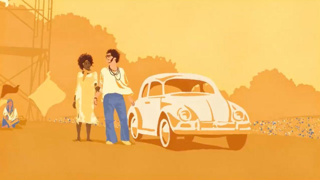 甲壳虫催泪动画短片《最后一英里》